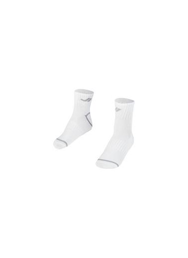 Lescon Spor Çorap Beyaz